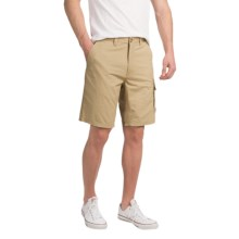 JKL Global Trek Shorts (For Men) in Khaki - Closeouts