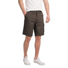 JKL Global Trek Shorts (For Men) in Slate - Closeouts