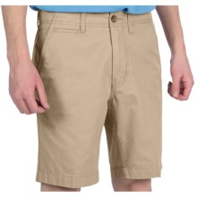 JKL Journey Chino Shorts (For Men) in Khaki - Closeouts