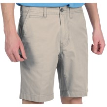 JKL Journey Chino Shorts (For Men) in Stone - Closeouts