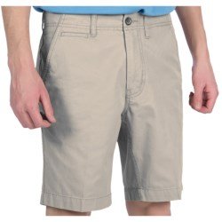 JKL Journey Chino Shorts (For Men) in Stone