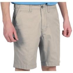 JKL Journey Chino Shorts (For Men) in Stone