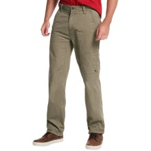 JKL Twill Utility Pants (For Men) in Olive - Closeouts