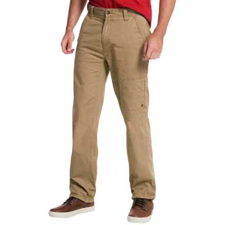JKL Twill Utility Pants (For Men) in True Khaki - Closeouts
