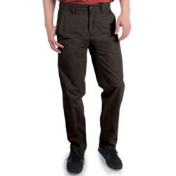 JKL Utility Cargo Pants (For Men) in Stone