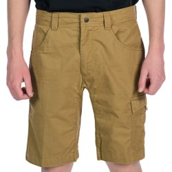 JKL Utility Shorts (For Men) in British Khaki