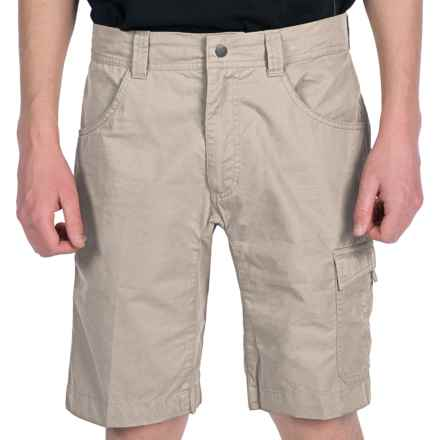 JKL Utility Shorts (For Men) in Stone - Closeouts