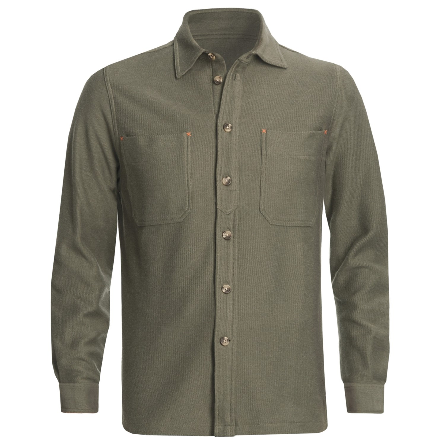 Our best selling long sleeve cotton work shirt for men looks great wash after wash. You cannot go wrong with this tough wrinkle resistant cotton work shirt by Red Kap. These shirts are built to maximize comfort, ease of wear, durability, and color retention/5(77).