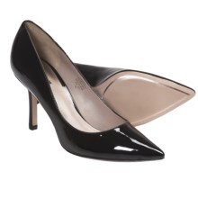 Joan & David Amery Pumps - Patent Leather (For Women) in Black - Closeouts