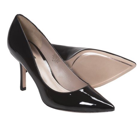 Joan & David Amery Pumps - Patent Leather (For Women) in Black