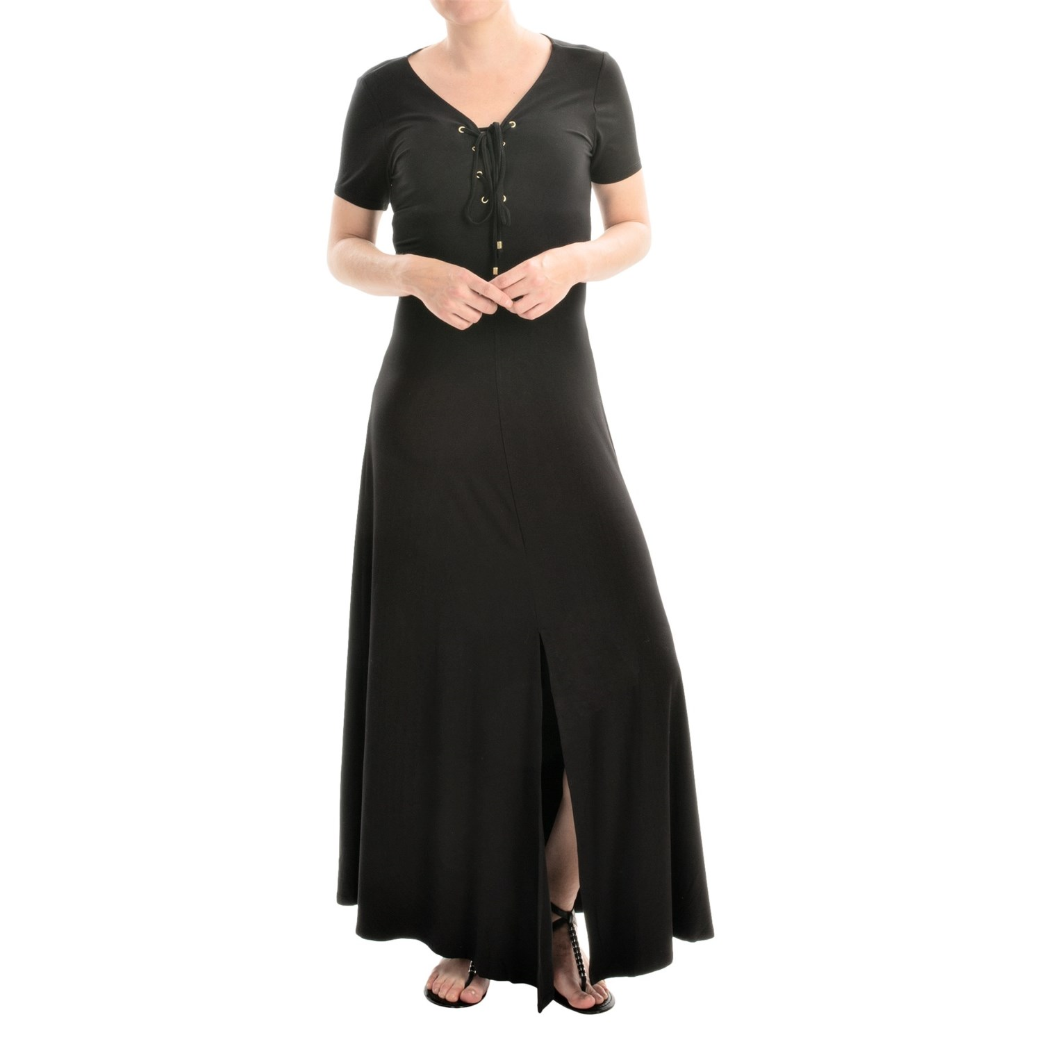 Joan Vass Studio Maxi Dress (For Women)