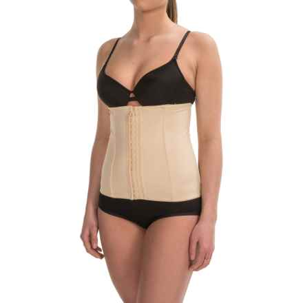 Joan Vass Waist-Cincher Shapewear - Medium Compression (For Women) in Nude - Closeouts