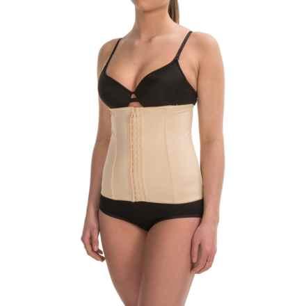 Joan Vass Waist-Cincher Shapewear - Medium Compression (For Women) in Nude - Closeouts