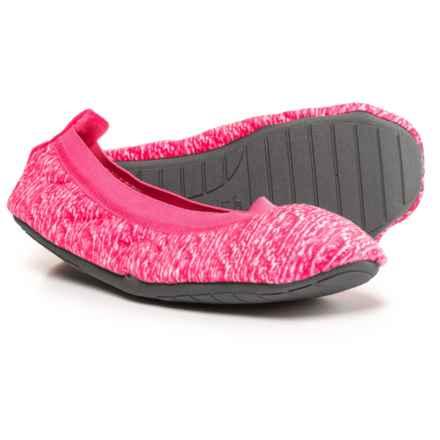 Jockey Ballerina Slippers (For Women) in Berry - Closeouts