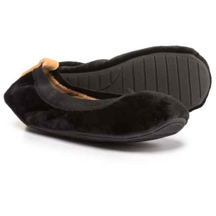 Jockey Ballerina Slippers (For Women) in Black - Closeouts