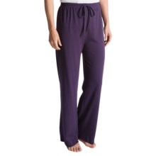Jockey Classic Lounge Pants (For Women) in Eggplant - Closeouts