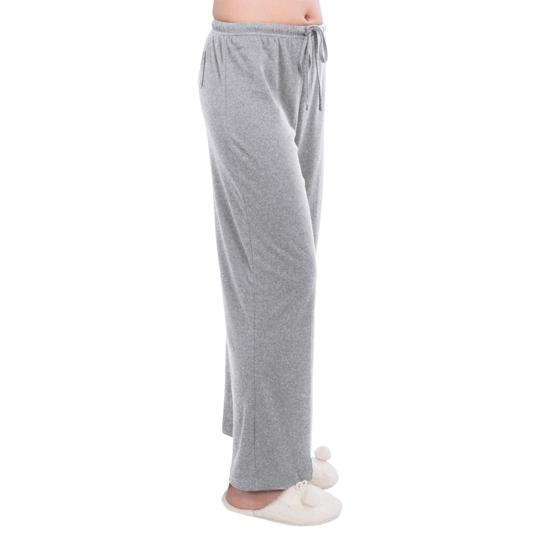 Excellent Pants Black Ribbed Lounge Clothes Women Lounge Pants