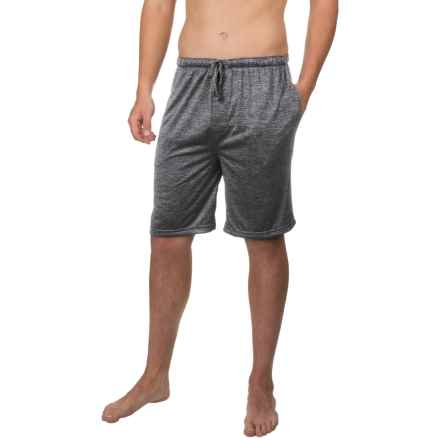 Jockey Jersey Jams Shorts (For Men) in Black - Closeouts