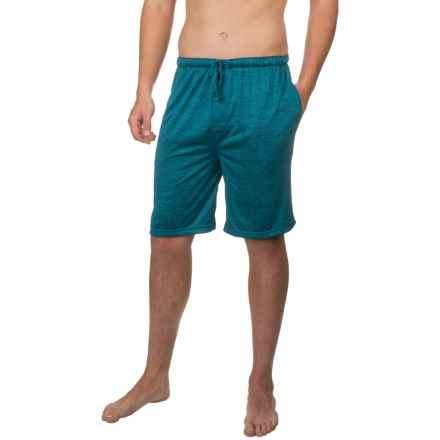 Jockey Jersey Jams Shorts (For Men) in Turquoise - Closeouts