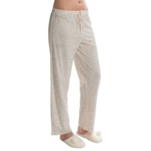 Jockey Jersey Knit Lounge Pants (For Women) in Oatmeal - Closeouts