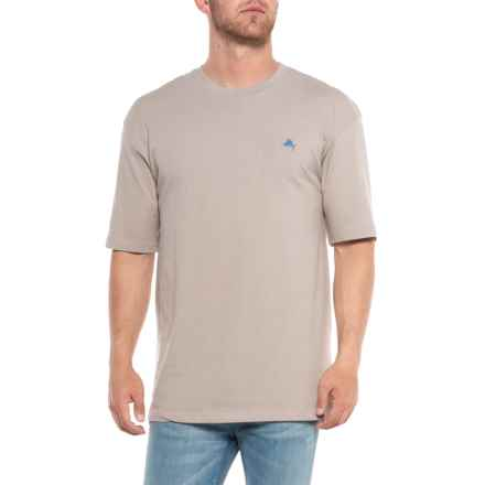 Joe Marlin Bahama Papa T-Shirt - Short Sleeve (For Men) in Fish Hook - Overstock