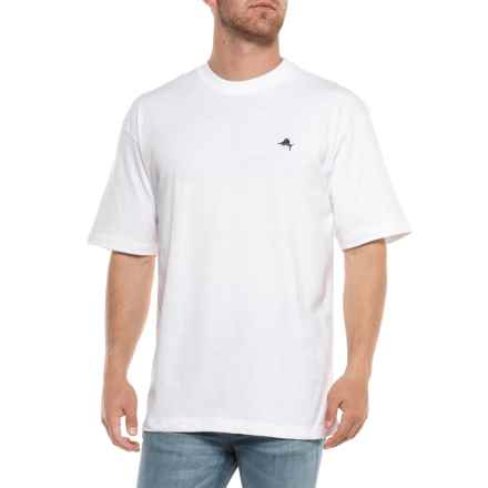 Joe Marlin Bahama Papa T-Shirt - Short Sleeve (For Men) in White - Overstock