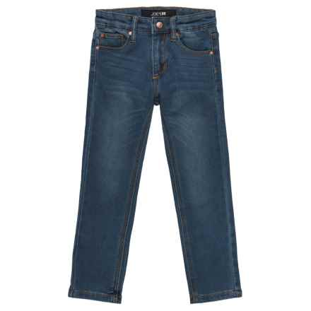 French Terry Brixton Jeans (For Big and Little Boys) in Jon - Closeouts