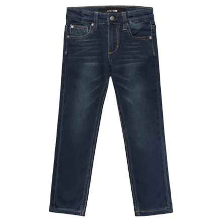 French Terry Brixton Jeans (For Big and Little Boys) in Rich - Closeouts