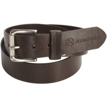 John Deere Belt - Leather (For Men) in Brown - Closeouts