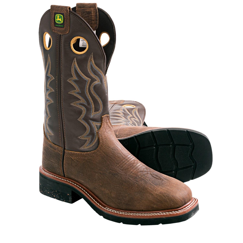Steel Toe Cowboy Boots For Men Steel Toe For Men