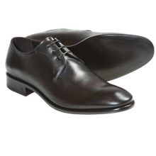 John Varvatos Richard Tux Oxford Shoes - Leather (For Men) in Espresso - 2nds