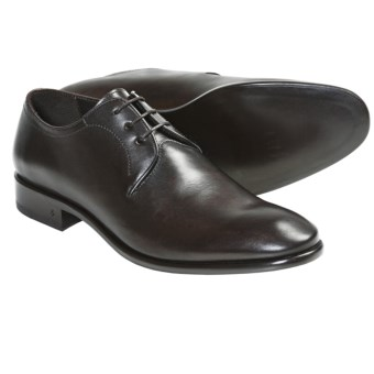John Varvatos Richard Tux Oxford Shoes - Leather (For Men) in Espresso