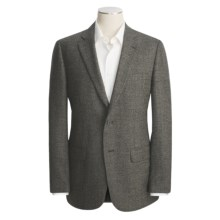 John Varvatos Star USA Donegal Tweed Sport Coat (For Men) in Black/Taupe - Closeouts