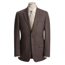 John Varvatos Star USA Donegal Tweed Sport Coat (For Men) in Dark Brown - Closeouts