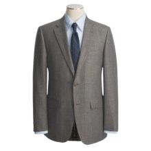 John Varvatos Star USA Linen-Wool Sport Coat - Partially Lined (For Men) in Dark Taupe - Closeouts