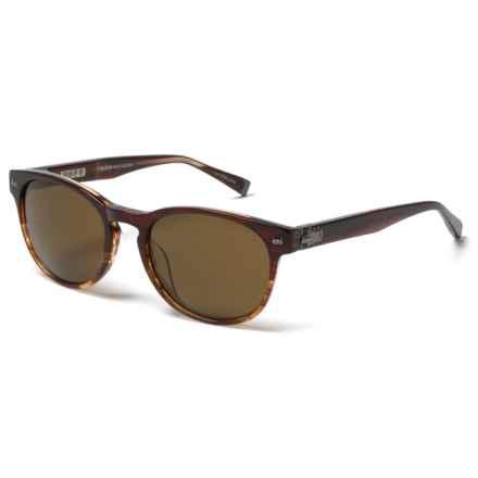 John Varvatos V 774 Sunglasses (For Men) in Redwood - Closeouts