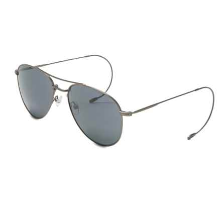 John Varvatos V 792 Sunglasses (For Men) in Antique Gunmetal/Grey Gradient - Closeouts