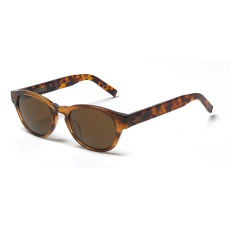 John Varvatos V 794 Sunglasses (For Men) in Brown