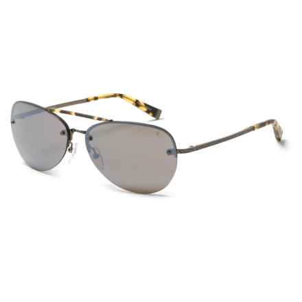 John Varvatos V 797 Sunglasses (For Men) in Taupe/Grey Gradient - Overstock