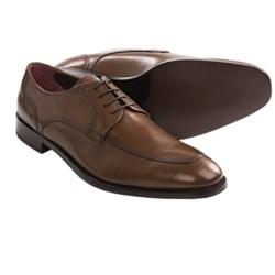 Johnston & Murphy Carlock Moc Toe Shoes - Oxfords (For Men) in Tan