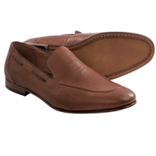 Johnston & Murphy Carraway Venetian Moccasins - Leather (For Men) in Tan - Closeouts