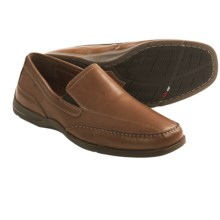 Johnston & Murphy Deaton Runoff Venetian Loafer Shoes (For Men) in Tan - Closeouts