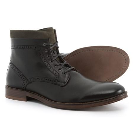 c8e1fd0947b Johnston & Murphy Grayson Zip Boots - Leather (For Men)