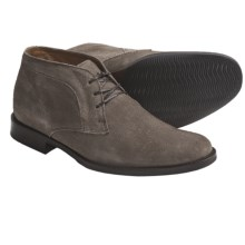Johnston & Murphy Headley Chukka Boots - Suede (For Men) in Taupe Suede - Closeouts