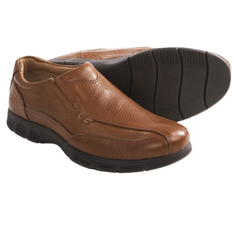 Johnston & Murphy Kendry Shoes - Slip-Ons (For Men) in Tan