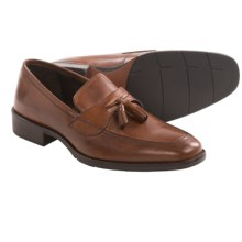 Johnston & Murphy Larsey Tassel Loafers (For Men) in Tan - Closeouts