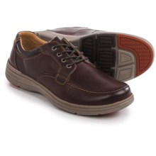 Johnston & Murphy Matthews Moc-Toe Shoes - Leather (For Men) in Brown - Closeouts