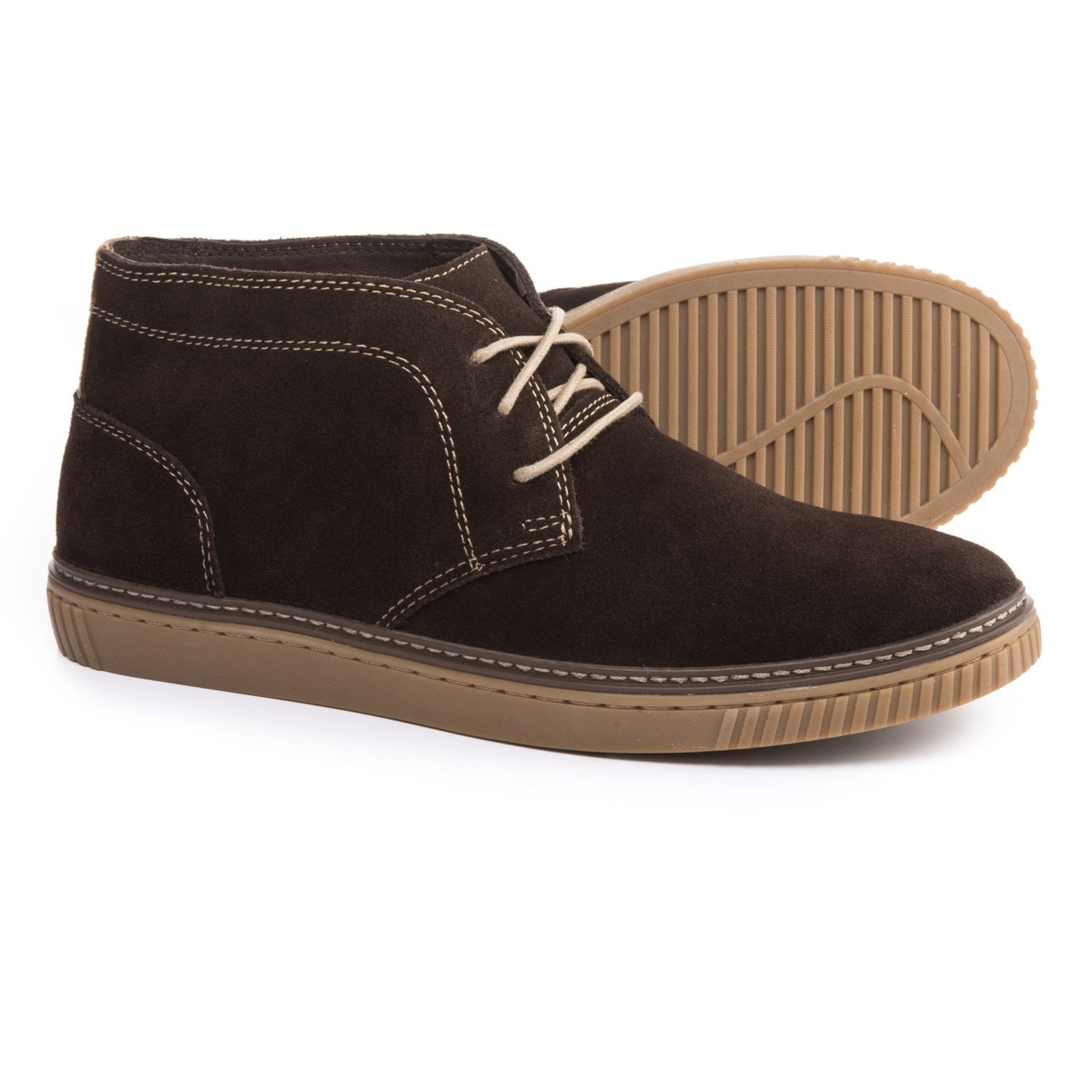 9dc2152b5e9 Johnston & Murphy Wallace Chukka Boots - Suede (For Men)