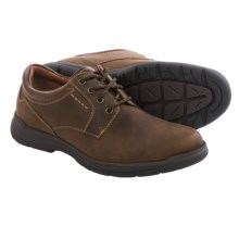Johnston & Murphy Wickman Shoes - Leather (For Men) in Brown - Closeouts