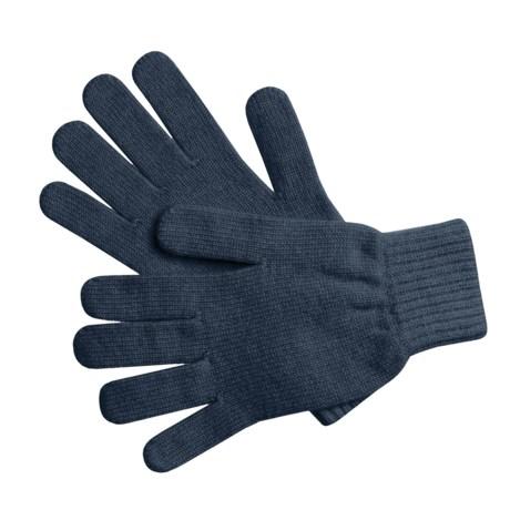 Johnstons of Elgin Cashmere Gloves (For Women)